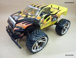 "RC Monstertruck ""Big Monster"" 45cm M1:10"