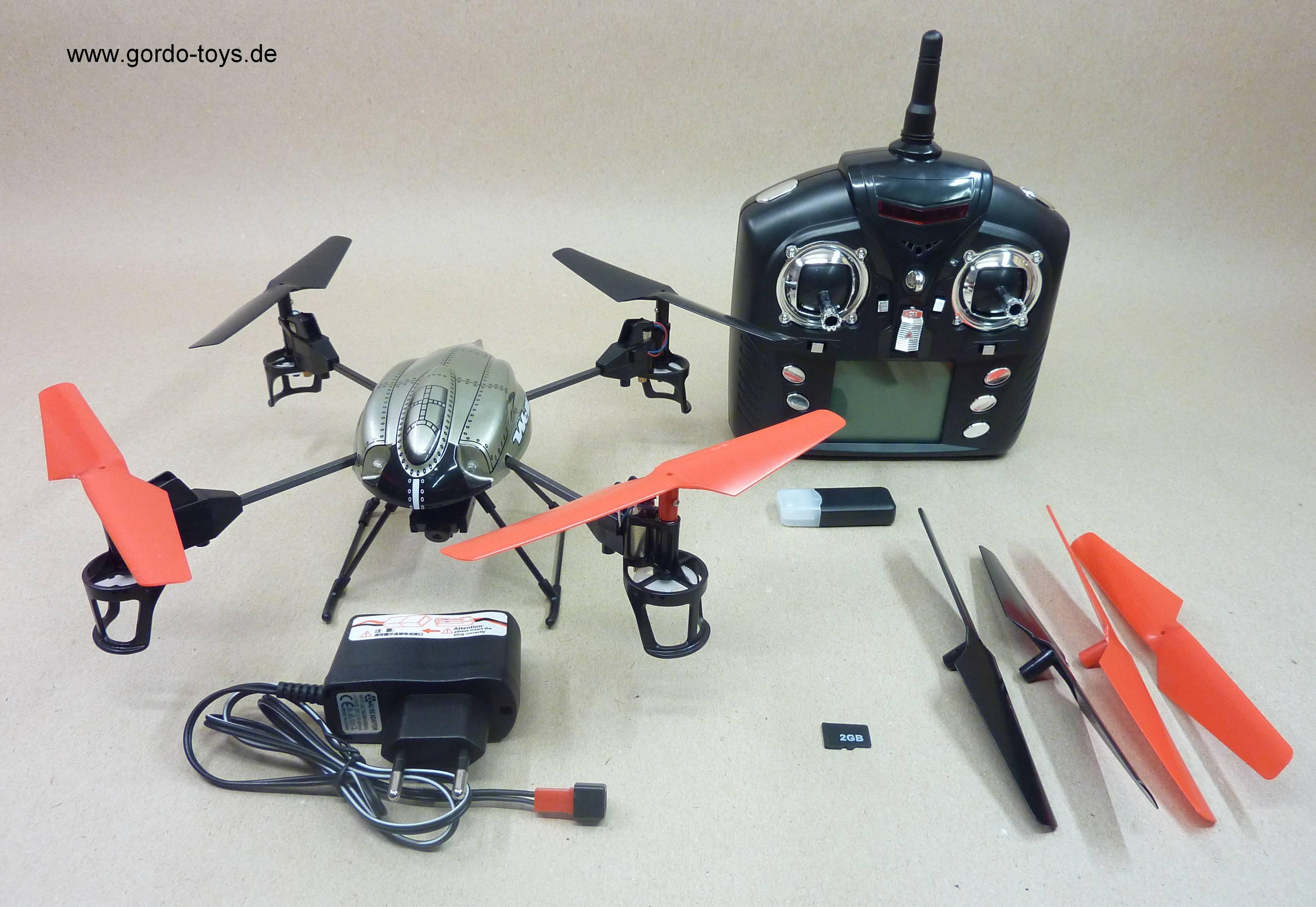 quadrocopter Kamera