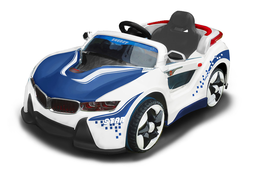 elektro kinderauto bmw cabrio mit rc fernsteuerung und. Black Bedroom Furniture Sets. Home Design Ideas