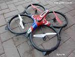 "RC Quadrocopter XXL ""Syma X6 Super Ship"" 2.4 GHz 4-Kanal, RTF, Modell 2014"